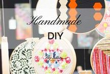 ~ Handmade | DIY ~ / My favourite handmade and DIY projects: sewing, knitting, home decor, home renovation, handmade gifts, handmade crafts, handmade clothes and many more.