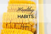 ~ Healthy Habits ~ / Healthy recipes, healthy eating and living, healthy lifestyle, healthy habits and healthier life.
