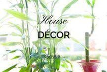 ~ House and Decor ~ / Home renovations, house improvements, decorating house, new decor ideas, house decor ideas.