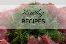~ Healthy Recipes ~ / My favourite recipes for healthy eating. Drinks, smoothies, main meals, desserts.