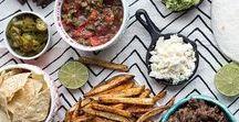 Opskrifter: Mexicansk mad / Mexicanske opskrifter og fødevarer/delikatesser