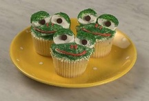 Cup & Cake Fun / Fun Ideas - baking for kids, or just feel creative?..give em a go! I know I will