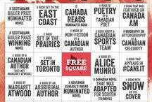 CanLit / Canada is a beautiful, incredible, diverse country with so many stories to be told.  Discover the great genre that is CanLit.