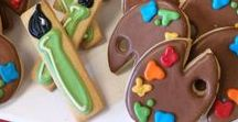 Yummy: PWAT desserts / Photos from our grand openings and from all around the world of food that looks like ART!