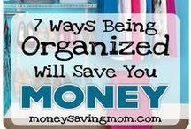 Budgeting / Tips on managing money, saving and budgeting