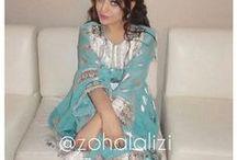 Afghan Dresses / Afghan Dresses Modern & Traditional from Afghanistan