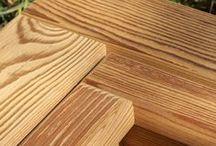 Legno Termotrattato / Serramenti  e prodotti in legno termotrattato Bio Antique ®