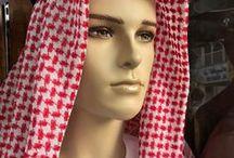 Arab Clothing / The agal also spelled iqal, egal or igal. Bisht (clothing), Fez, Hijab, Izaar. Jilbāb, Keffiyeh, Sirwal, Niqāb, Tantour, Taqiyah (cap), Thawb, Turban