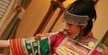 Vintage Afghan Dresses / Please visit us at: http://www.zarinas.com/vintage.shtml