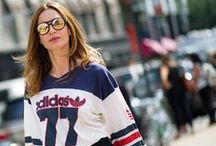 SPORTY SPICE / Sporty outfits, look and fashion musthaves