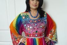 Afghani Dresses / Afghani Dresses from Zarinas.com