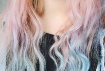 #Hair color