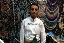 Yemen Clothing & Other Neat Stuff / http://www.zarinas.com/ Traditional Clothes and other Fine Goods from Afghanistan, Pakistan, Central Asia, as well Iraq and other Middle Eastern countries.