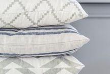 Kissen und Decken / cushions and blankets / Einrichtungsideen / interior design
