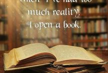 Reading / My thoughts on books; I love reading!