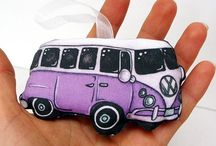 VwBus products <3 / So many things that look like a VW Bus and I love it!