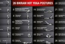 Bikram Yoga Inspiration / Bikram yoga is one of my favourite things, here is why.