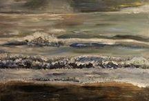 Malerei / Paintings / My art and art I love