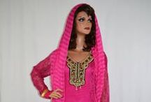 Salwar Kameez or Perahan Tunbaan For Women / Women's Perahan Tunbaan (Payraan Tumbaan or Salwar Kameez) -  literally means shirt and pants. This is the everyday wear for women in Afghanistan . It is very comfortable to wear. http://www.zarinas.com/perahan_women.shtml