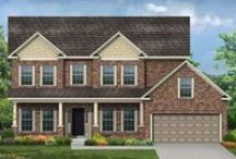 The Franklin / The Franklin is a large 2 story home offered in our Heritage Collection. It features 5 bedrooms, 3 bathrooms, and 3,083 square feet of living space.