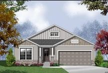 The Madison / The Madison is a beautiful ranch style home offered in our Hometown Collection. This home features 3 bedrooms, 2 bathrooms, and 1,764 square feet of living space.