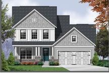 The Cortland Revised / The Cortland Revised is a 1 1/2 story home featured in our Hometown Collection. This home features 4 bedrooms, 2 1/2 bathrooms, and 2,318 square feet of living space.