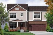 The Camden / The Camden is a beautiful 2 story home offered in our Hometown Collection. It features 3 bedrooms, 2 1/2 bathrooms, and 1,518 square feet of living space.