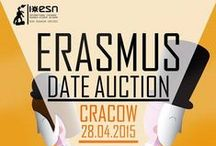 Erasmus Date Auction / .Erasmus Date Auction is a charity event. Foreign students and ESN'rs offer their time to raise money for renovating the room of children from poor family.