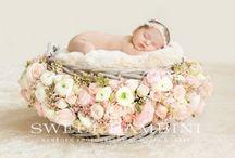 Dreamy Newborn Photography Inspiration