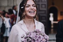 TTL REAL BRIDES / Real brides wearing Tilly Thomas Lux hair accessories and jewellery