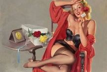 PIn-Up Drawings
