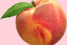 """peach / """"peachy because we can"""""""