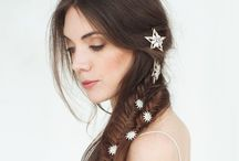 GODDESS 16 / Timeless, Beautiful, Strong and Inspiring, Tilly Thomas Lux presents Goddess '16. The collection for the brides who know who they are and what they love. Comprising of statement headpieces, matching pins, striking stars and Grecian leaves. Not only for the beautiful bride, this collection compliments the whole wedding party, with bobby pins and combs for bridesmaids.