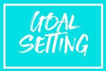 Set Goals & Crush Them / Goal setting