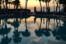 Florida | Best Places to Go in Florida / Places to see and things to do in the beautiful Sunshine State of Florida such as beach trips, swimming with manatees, and amusement parks.