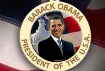 My President Barack Obama / by 💕TeeTee Haynes 💋