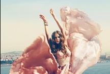 Fashion inspiration / fashion inspiration, princess dresses, tranparend lace and embrodery... A fashion fairy tale.