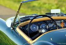 Cars to drive / Classic cars will always be the cars... Mg, Mercedes, Volgswagen, Porsche...