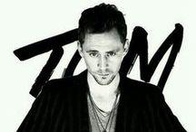 Only ...Tom Hiddleston...