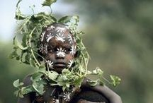Faces / Anthropology.... People from all over the world with their art of living