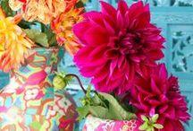 Floral / by B&D design color, contrast & clothing