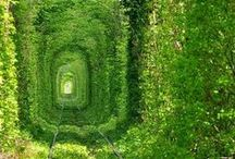 Mysterious places that I would like to visit