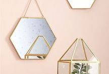 Mirrors / decoration for the house