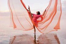 Ballet / Delicate, lace, beautiful