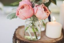 Blush Wedding / Subtle and charming, Blush is an ideal shade for Spring/Summer 2015.