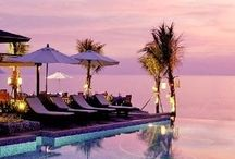 Honeymoon Destinations / Great places couples will love