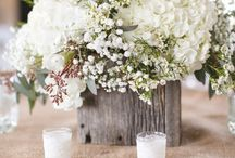 White Weddings / All white elements for your big day