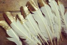 Gold Wedding / Touches of gold for your wedding