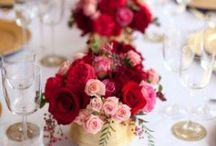 Red Weddings / Touches of red for your wedding