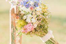 Bouquets / Wedding flower inspiration